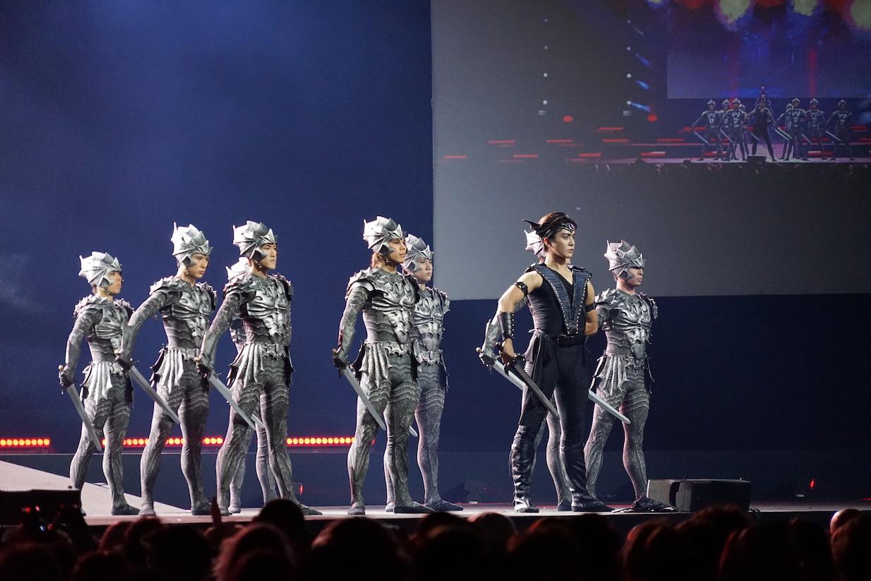 【レポート】Japan Expo(パリ)に登場!スターダンサーズ・バレエ団「ドラゴンクエスト」