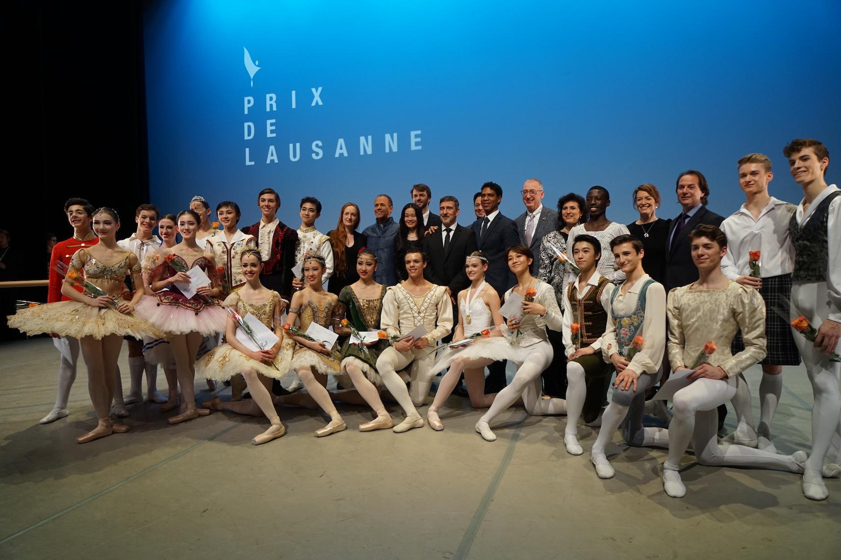 バレエ コンクール 国際 2021 ローザンヌ