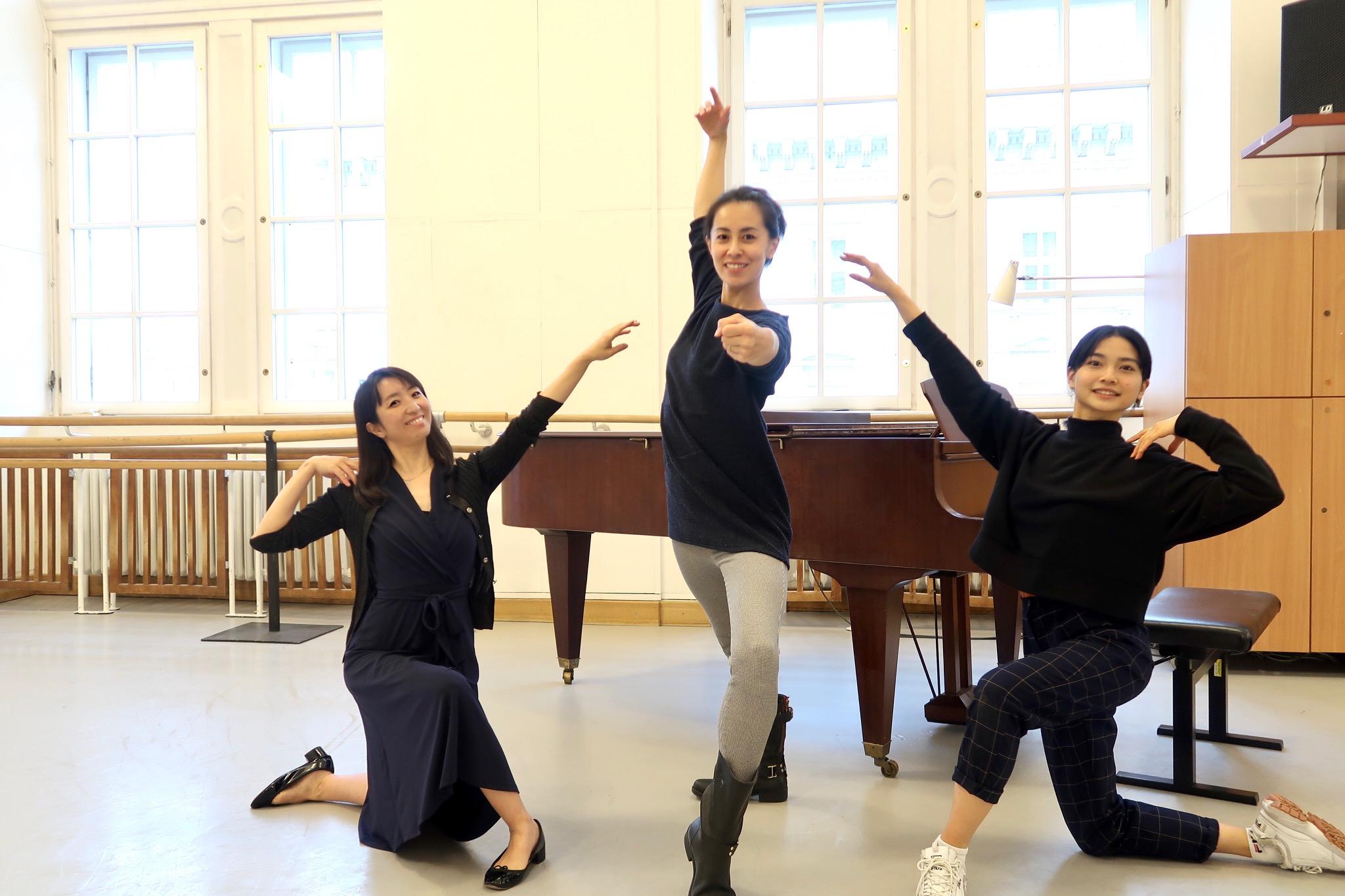 【第13回】ウィーンのバレエピアニスト 〜滝澤志野の音楽日記〜「1周年スペシャル!ウィーン女子座談会」