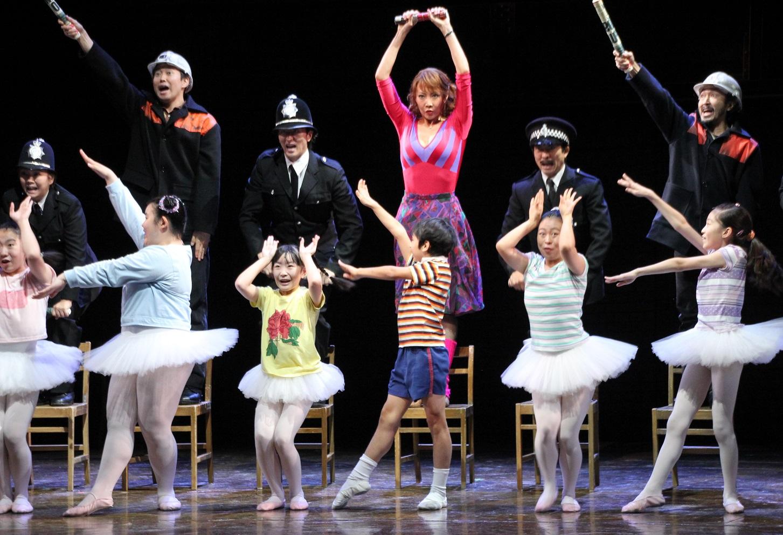 【レポート】ミュージカル「ビリー・エリオット」〜4人のビリーが競演! プレスコール取材レポ~