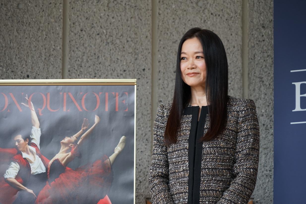 【レポート】新国立劇場バレエ団 吉田都舞踊芸術監督 2020/2021シーズン開幕直前会見