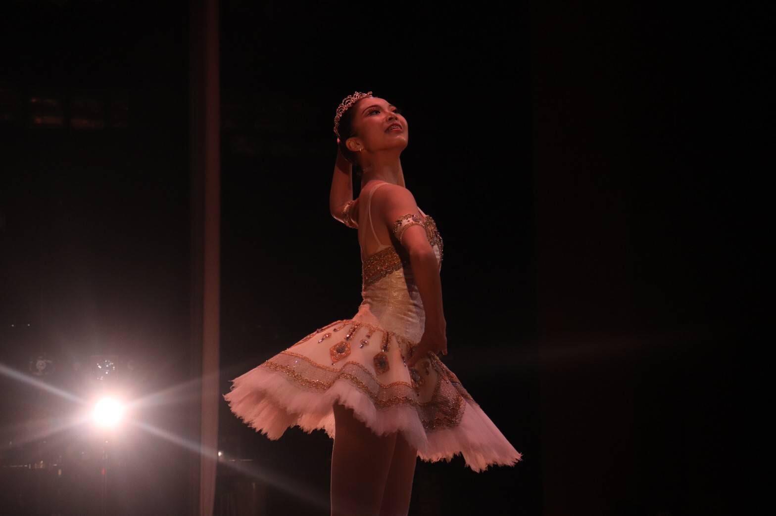【SPOTLIGHT】ダンサーズ・ファイル〈10〉田中玲奈~「気がつけばいつでも踊っています」~