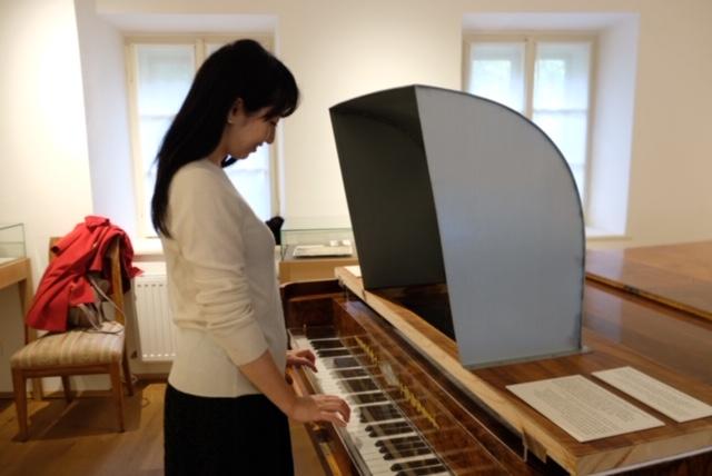 【第18回】ウィーンのバレエピアニスト 〜滝澤志野の音楽日記〜ベートーヴェンを心の近くに感じながら。