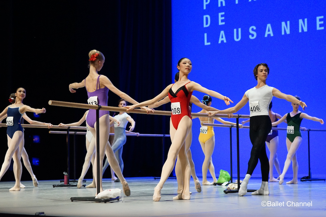 【NEWS】ローザンヌ国際バレエコンクール2021はビデオ審査で開催