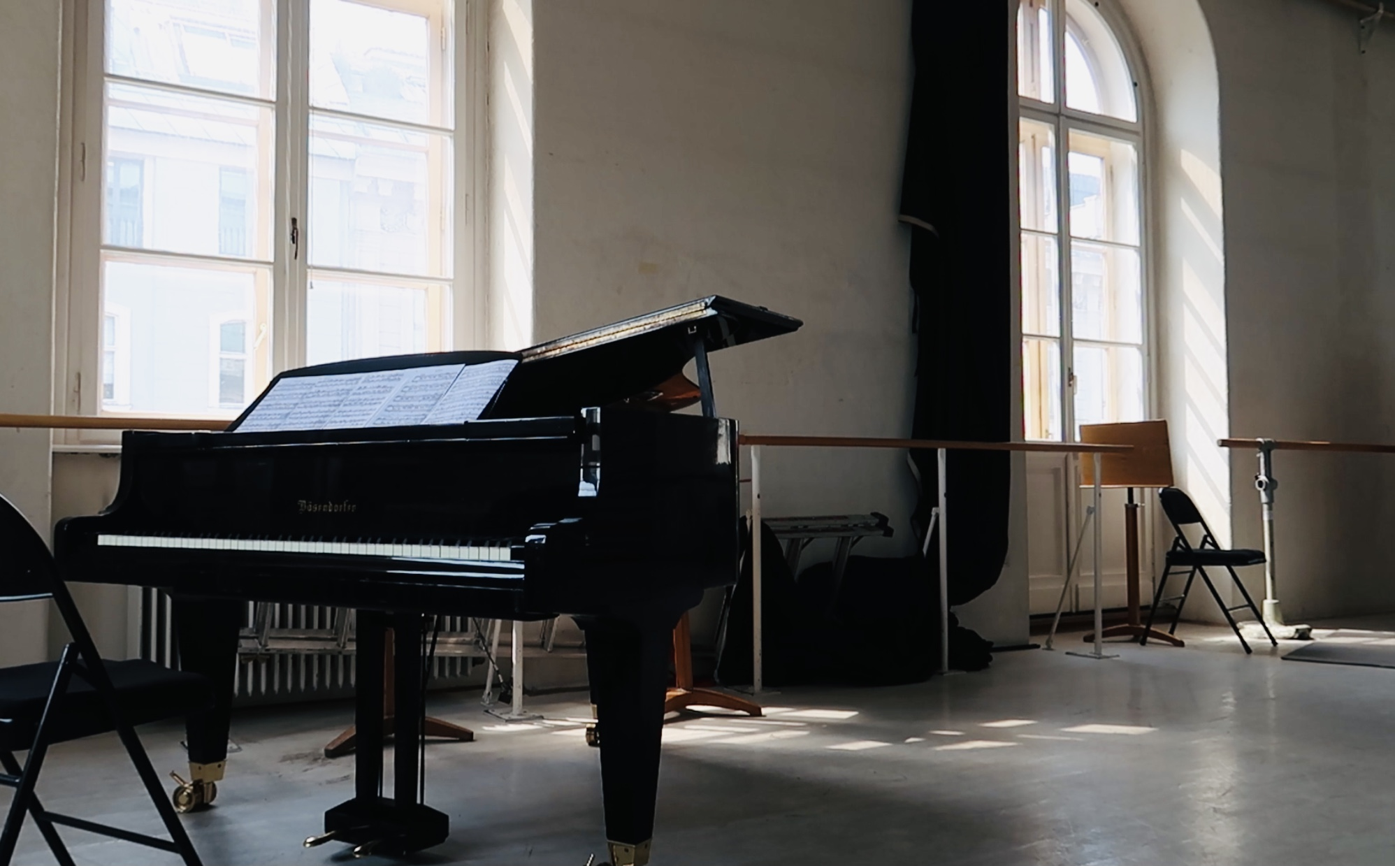 【第26回】ウィーンのバレエピアニスト〜滝澤志野の音楽日記〜すべては変化し、流れていく。
