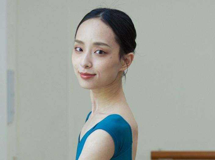 【特集】金森穣×東京バレエ団「かぐや姫」主演!秋山瑛インタビュー〜穣さんの振付には、想像もしなかった動きがいっぱいです