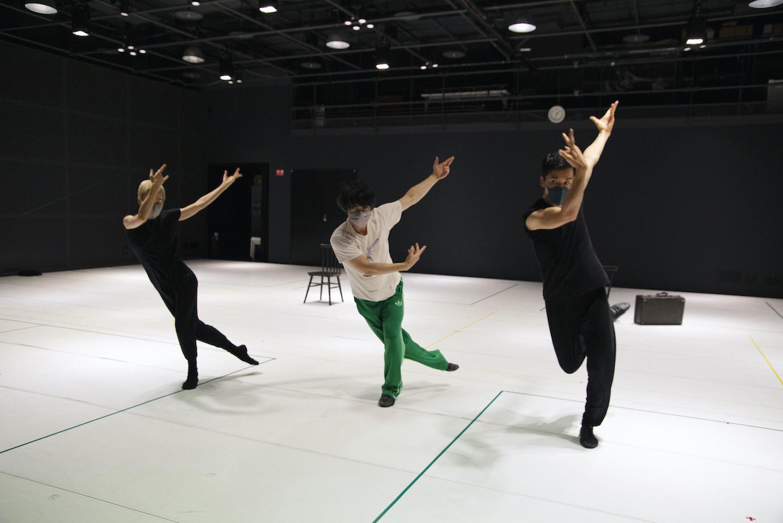 【特集:DDD2021】小林十市×金森穣クロストーク〈後編〉〜舞台の幕が下りた時、「終わり」ではなく「始まり」になる作品に